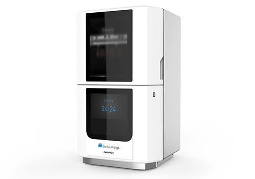 STAMPARE la guida chirurgica con una stampante 3D serie D
